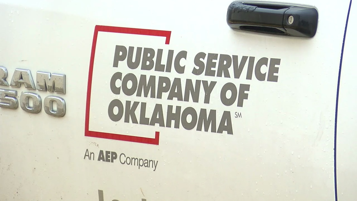 Voters in Grandfield are voting on a proposition Tuesday regarding Public Service Company of...