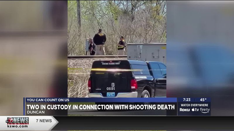 Victim identified, suspects arrested in fatal shooting of Duncan man
