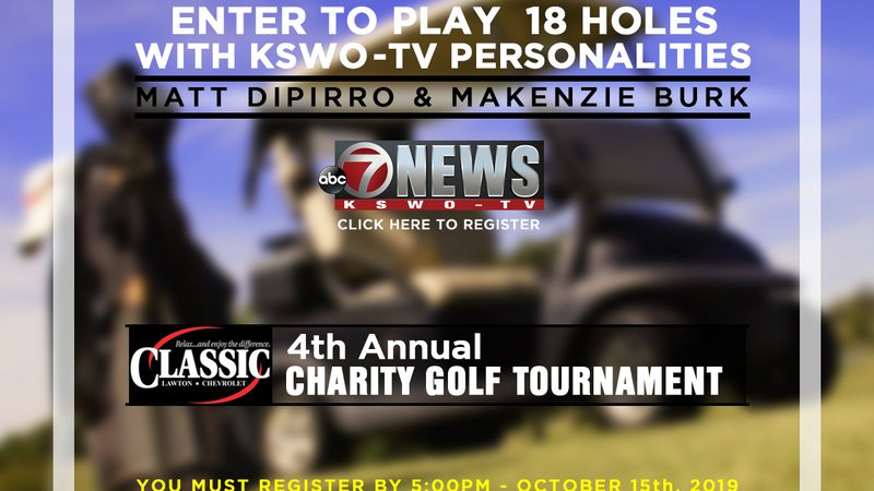 It's time for the 4th Annual Classic Chevy Charity Golf Tournament.