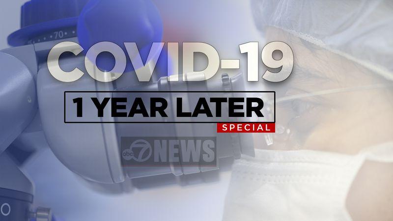 7NEWS anchor Haley Wilson caught up with a nurse, teacher, and server to learn how COVID-19...