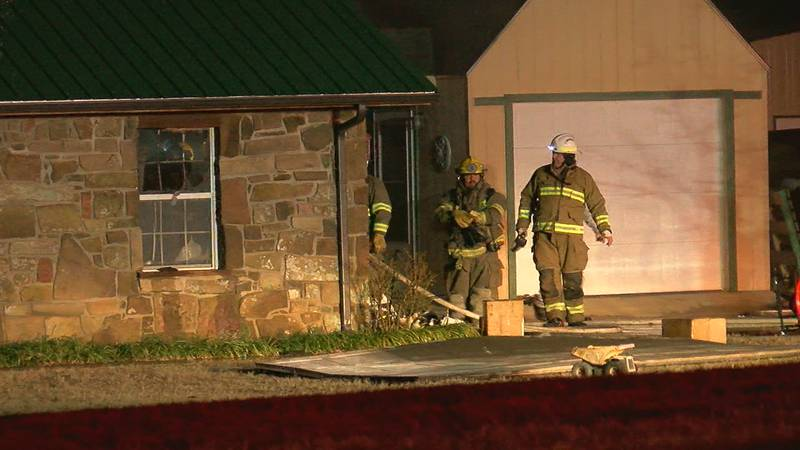 Emergency crews responded to a Comanche County home around 6:00 p.m. Monday night on reports of...