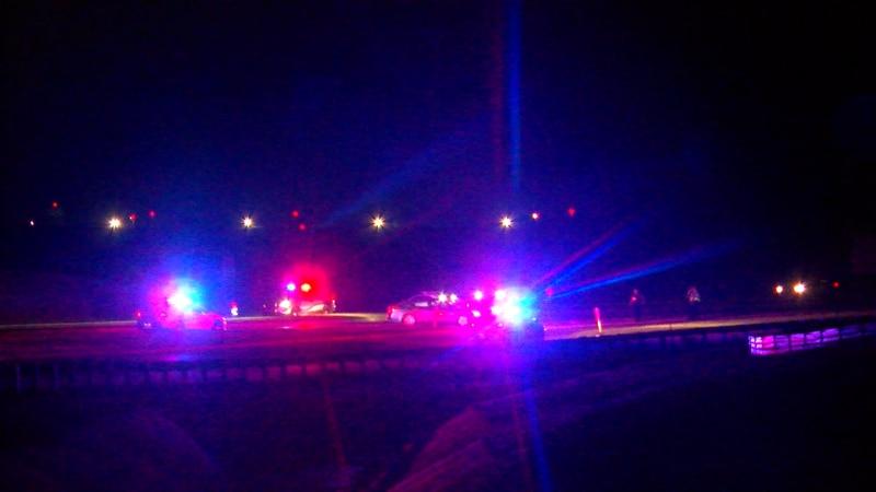 A large section of Rogers Lane was shut down Wednesday night following reports of a child being...