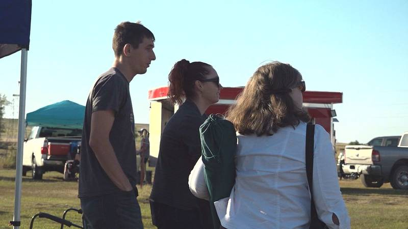 This weekend, filmmakers participated in the Southwest 48 Film Festival in Lawton.
