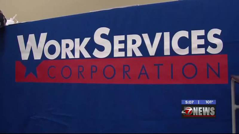 Work Services Corporation, a committee that focuses on hiring people with disabilities, is...