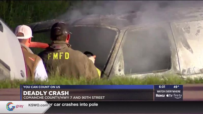 Oklahoma Highway Patrol has released its report on a deadly crash on Highway 7.