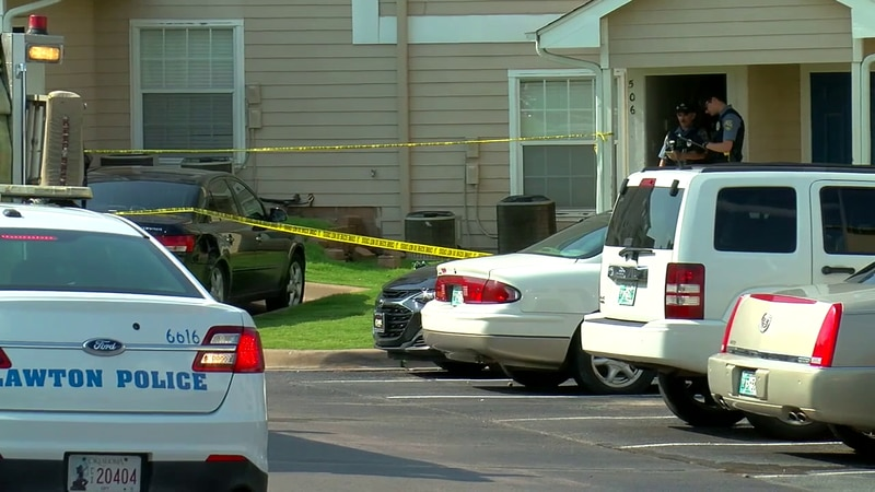 Police arrest person in connection to Summit Ridge Apartment shooting.