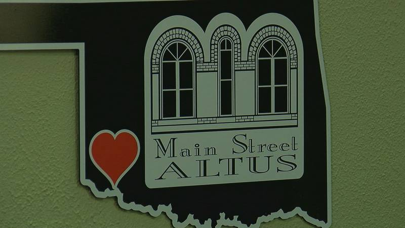 Main Street Altus is up for a national award that would give them $25,000 and other prizes.