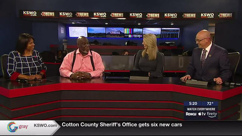 Councilmember Onreka Johnson and Reverend John Marsh join 7News to discuss the Community Day of...