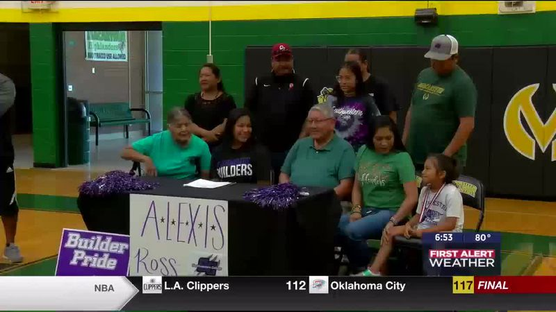 MacArthur's Ross signs with Southwestern College