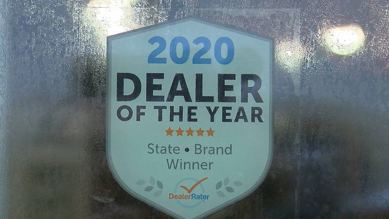 A local car dealership is celebrating a special recognition they have received for consumer...