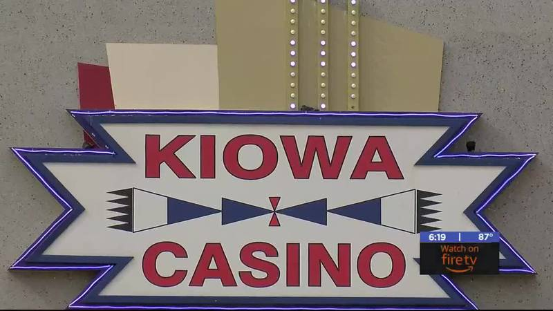 The pandemic may have put a damper on many things, but not on the Kiowa Casino's willingness to...