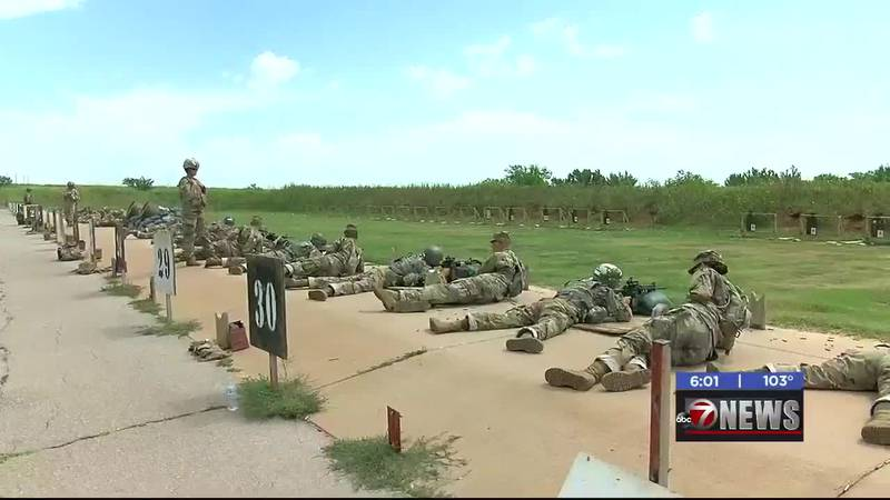 The coronavirus pandemic has caused a surge in enlistment numbers on Fort Sill. Many people are...