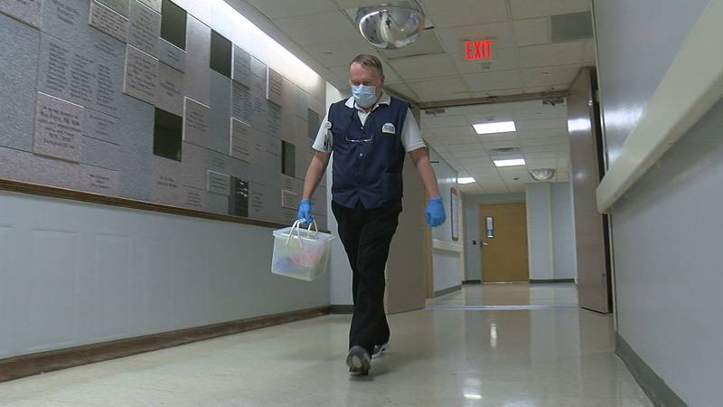 For the past 35 years, volunteers have been going to Comanche County Memorial Hospital doing...