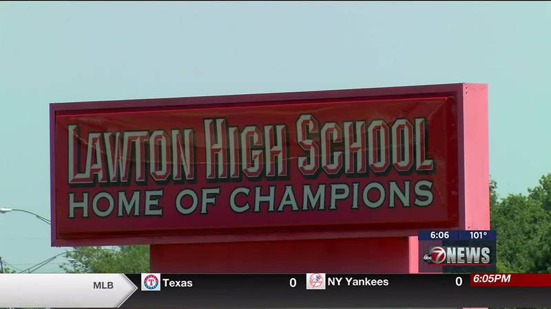 OK ACLU gives statement on Lawton Public Schools incident.