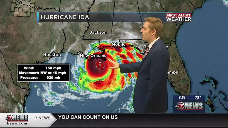 First Alert Forecast 8am