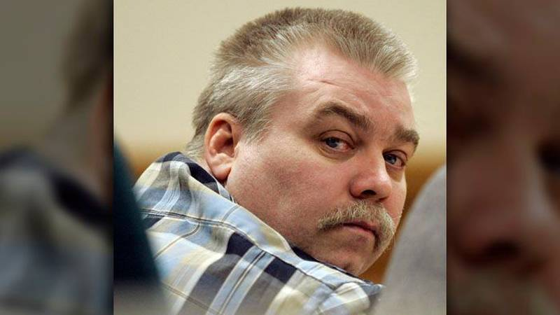 FILE - In this March 13, 2007, file photo, Steven Avery listens to testimony in the courtroom...