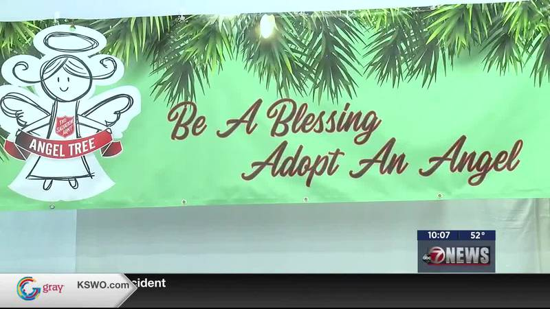 Dozens of kids have already been adopted but they have a lot of work to do over the next few...