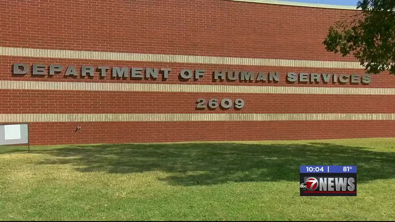 The Oklahoma Department of Human Services relies heavily on federal funding.