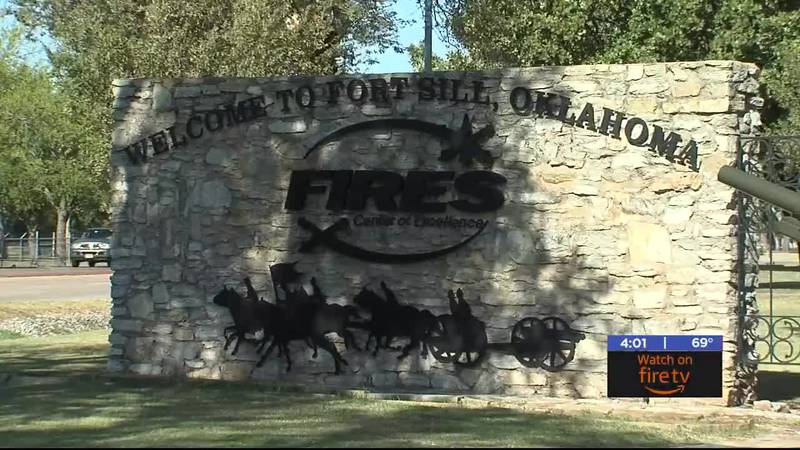 Fort Sill has confirmed multiple people who have recently visited countries with confirmed...