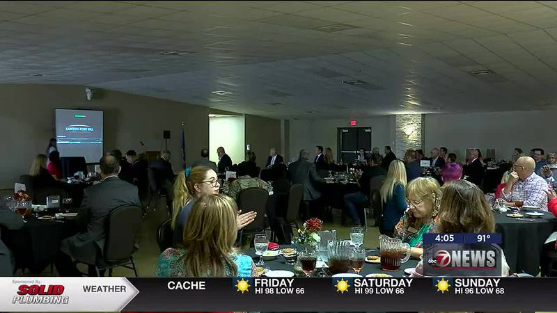 State of the City Luncheon takes place at the Great Plains Coliseum in Lawton.