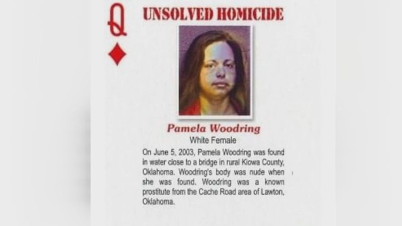 Eighteen years ago, the body of a woman was found in a Kiowa County Creek and her killer was...