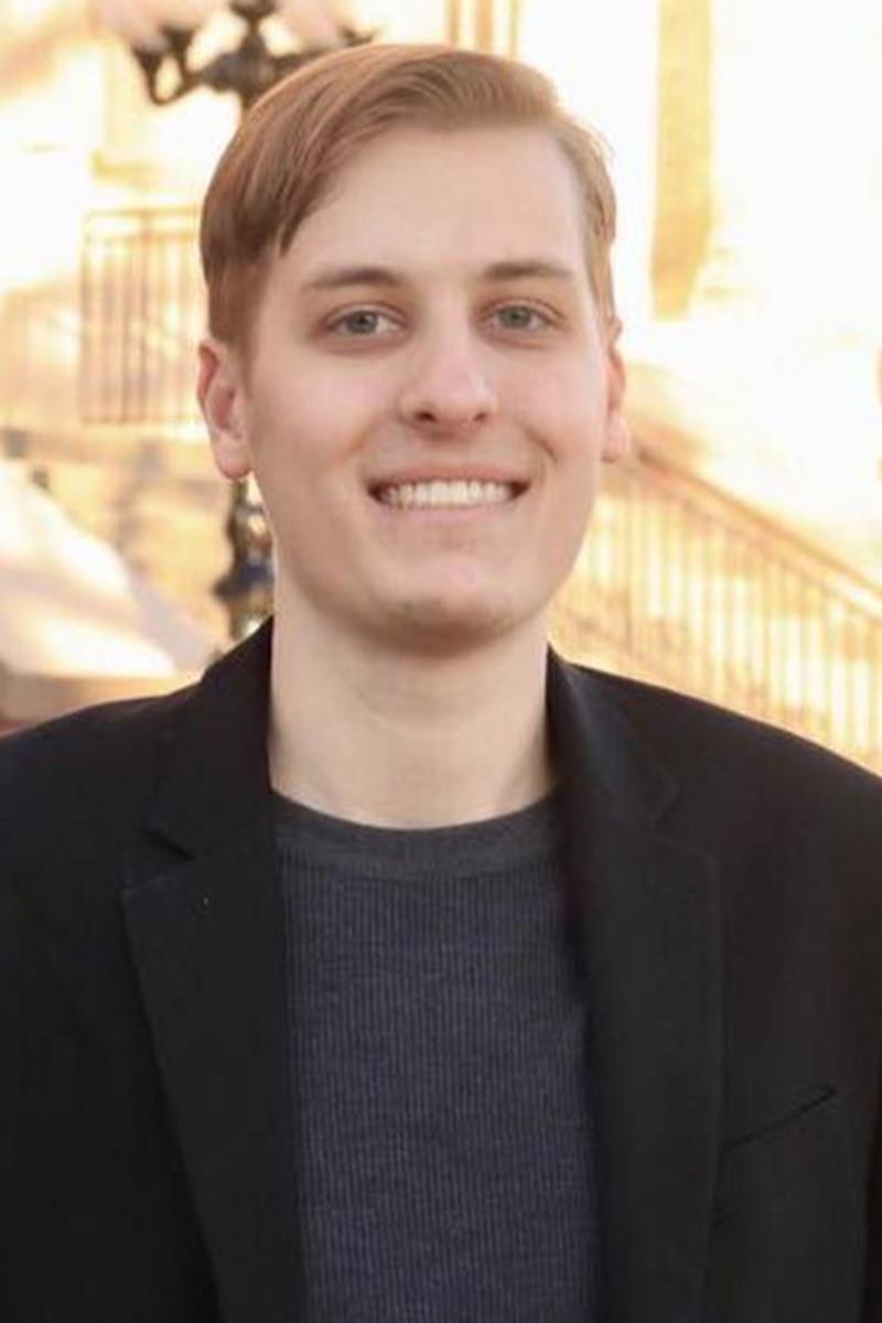 Headshot of Josh Reiter, First Alert Meteorologist