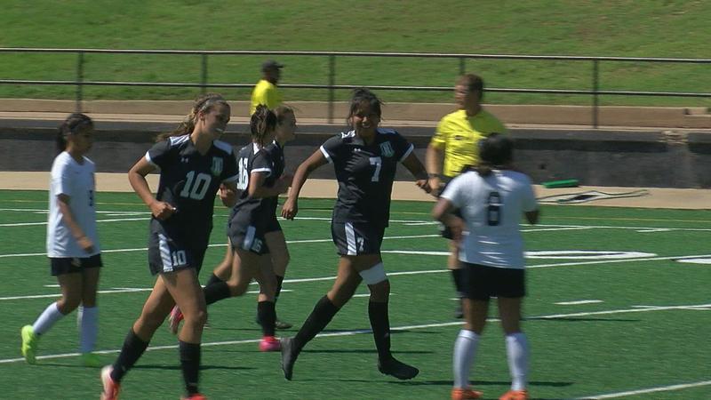 Mac girls beat Guymon 4-0 in 1st round of 5A playoffs