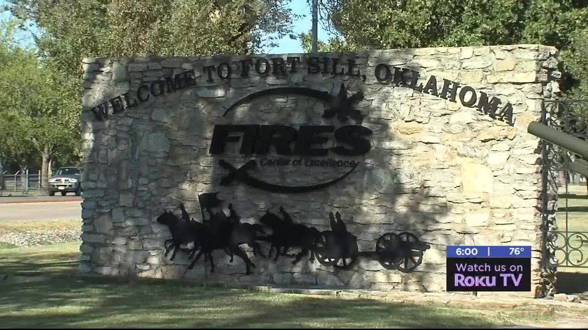 Fort Sill officials told 7News that the seven people under self-quarantine on post are not...