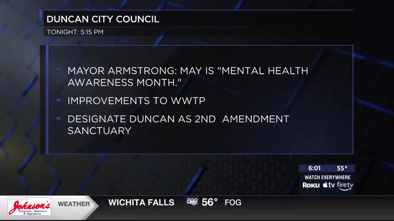 Second amendment sanctuary city just one of many topics on council's agenda Tuesday.
