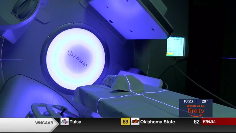 The Cancer Centers of Southwest Oklahoma recently welcomed a new radiation oncologist.