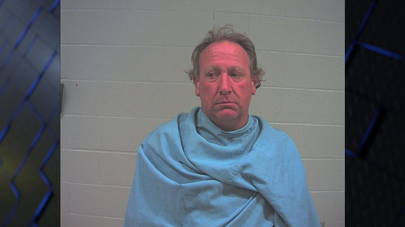 Man arrested after he led multiple agencies through several counties.