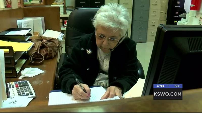 The Salvation Army of Lawton is bidding farewell to one of their employees. Barbara Klaassen is...