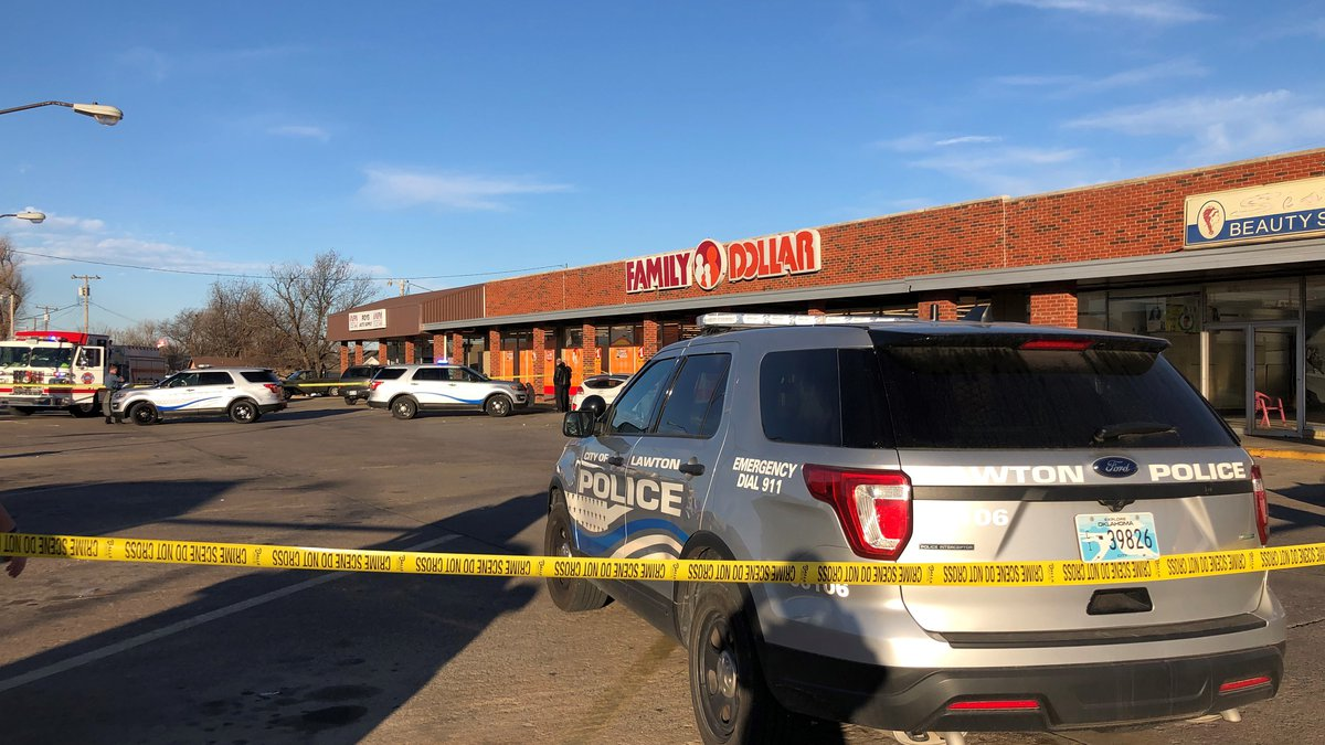 The Lawton Police Department is investigating a shooting that happened on Thursday just after...