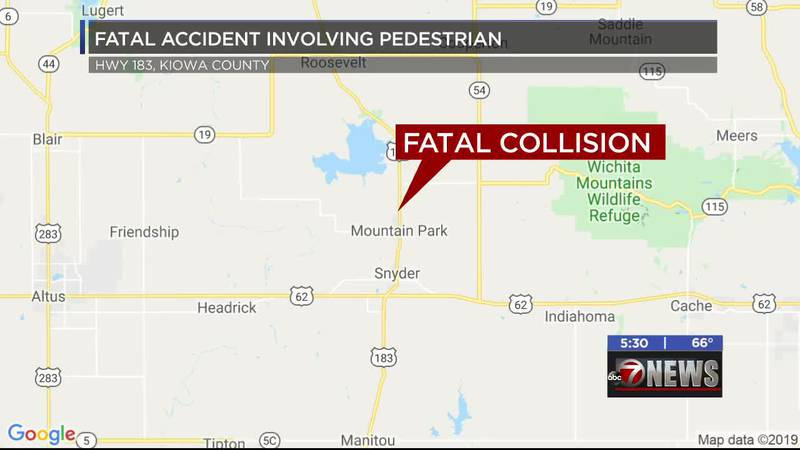 A tragic accident in Kiowa County killed an elderly man. It happened shortly before 7:00 p.m....