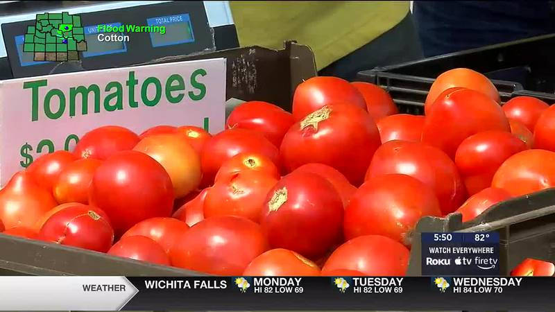 The Lawton Farmers Market Annual Tomato Festival is right around the corner, and those growing...