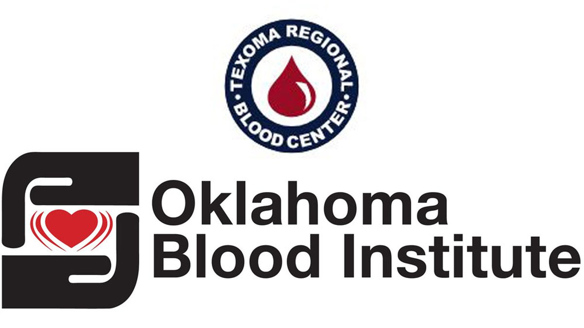 The Oklahoma Blood Institute is hosting the All-American Blood Drive Thursday and Friday in...