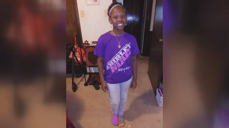 Karina Wynn went missing around 10 a.m. from a home on the east side of Lawton.