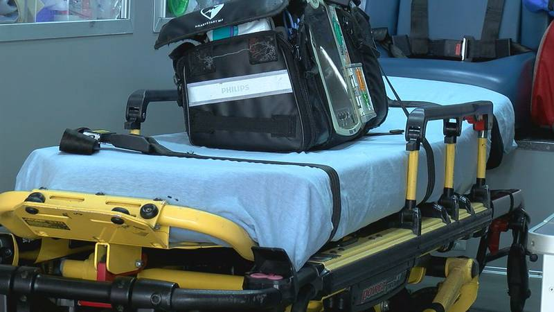 EMS workers across the country race to homes, businesses, and car crashes every day to help...