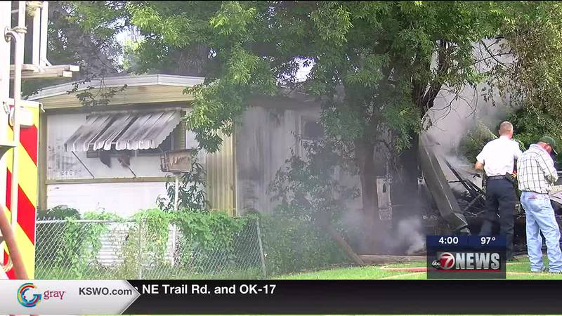 24th and H mobile home fire occurs on July 26.