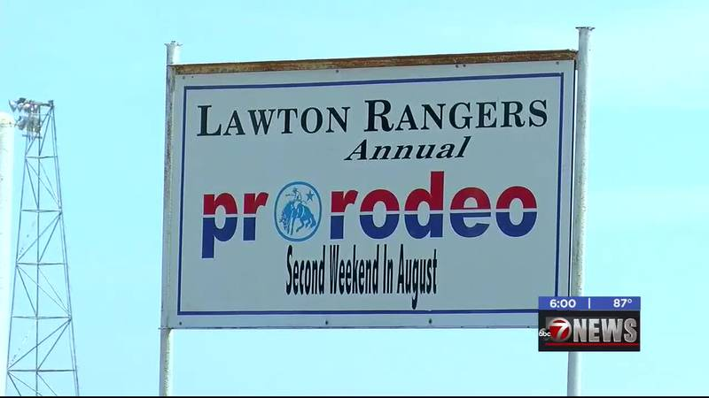 The Lawton Rangers Rodeo has returned to southwest Oklahoma for its 82nd year with a record...