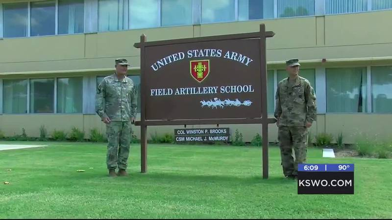 Fort Sill is the hub of the Army when it comes to field artillery, and the Post just welcomed a...