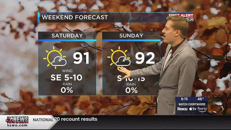 First Alert Forecast 6am